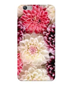 Digital Floral Oppo F1s Mobile Cover