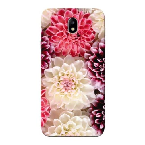 Digital Floral Samsung Galaxy J7 Pro Mobile Cover
