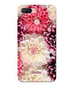 Digital Floral Xiaomi Redmi 6 Mobile Cover