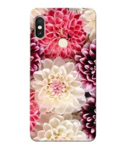 Digital Floral Xiaomi Redmi Note 5 Pro Mobile Cover