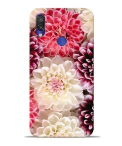 Digital Floral Xiaomi Redmi Note 7 Pro Mobile Cover