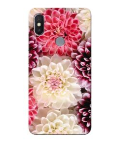 Digital Floral Xiaomi Redmi Y2 Mobile Cover