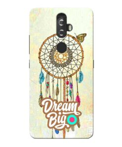 Dream Big Lenovo K8 Plus Mobile Cover