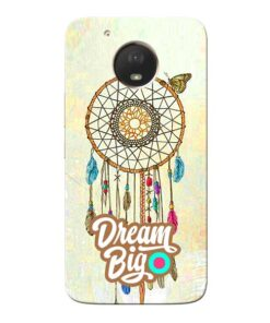 Dream Big Moto E4 Plus Mobile Cover