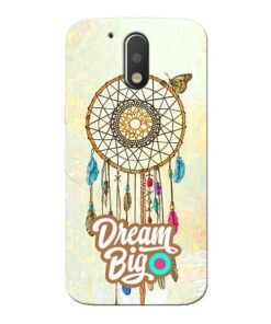 Dream Big Moto G4 Plus Mobile Cover