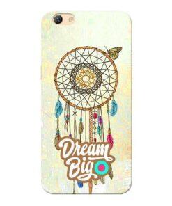 Dream Big Oppo F3 Mobile Cover