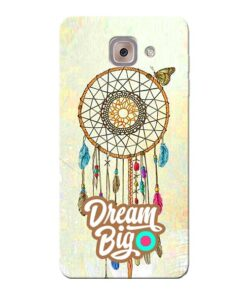 Dream Big Samsung Galaxy J7 Max Mobile Cover