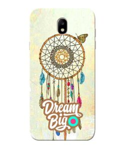 Dream Big Samsung Galaxy J7 Pro Mobile Cover