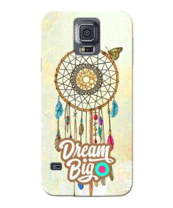 Dream Big Samsung Galaxy S5 Mobile Cover