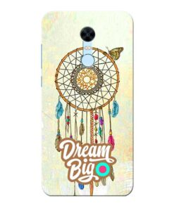 Dream Big Xiaomi Redmi Note 5 Mobile Cover