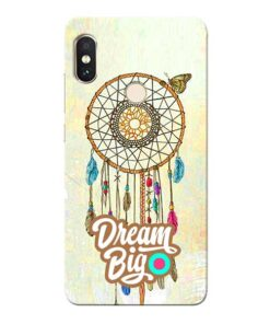 Dream Big Xiaomi Redmi Note 5 Pro Mobile Cover
