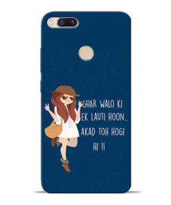 Ek Lauti Hoon Mi A1 Mobile Cover