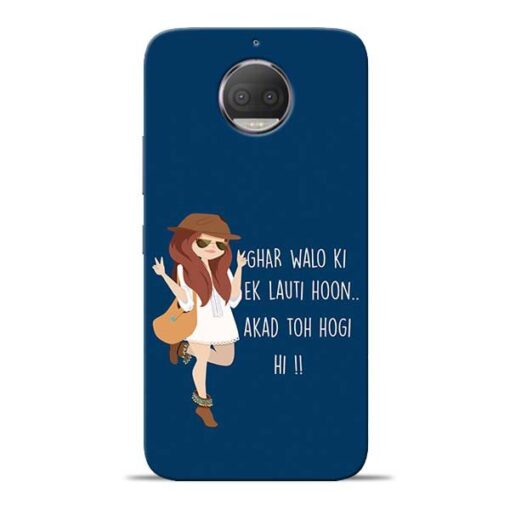 Ek Lauti Hoon Moto G5s Plus Mobile Cover