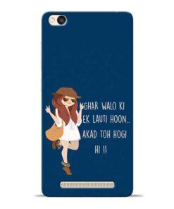 Ek Lauti Hoon Redmi 3s Mobile Cover
