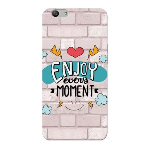 Enjoy Moment Oppo F1s Mobile Cover