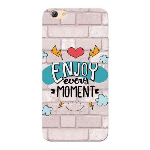 Enjoy Moment Oppo F3 Mobile Cover