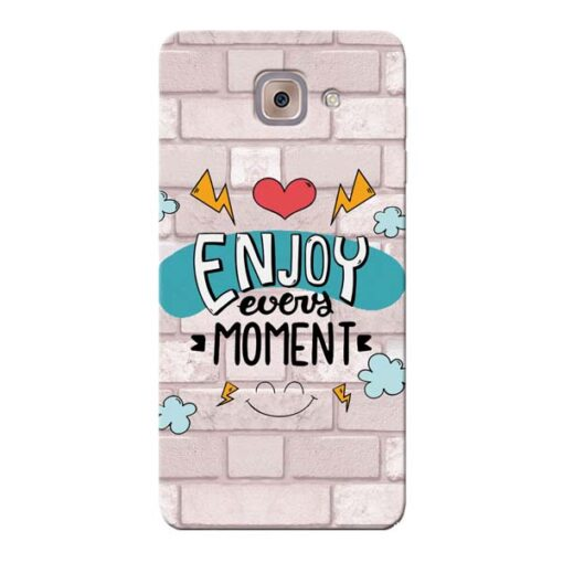 Enjoy Moment Samsung Galaxy J7 Max Mobile Cover