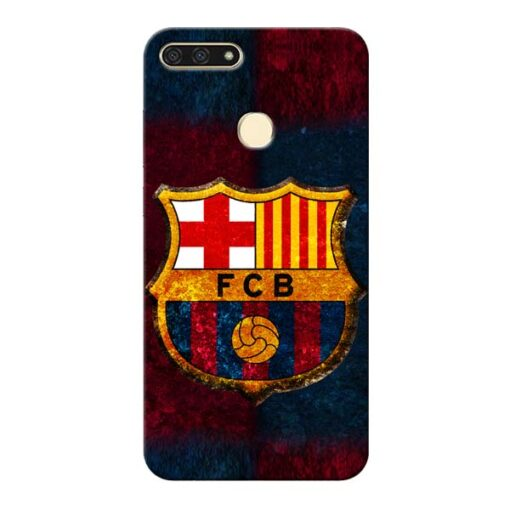 FC Barcelona Honor 7A Mobile Cover