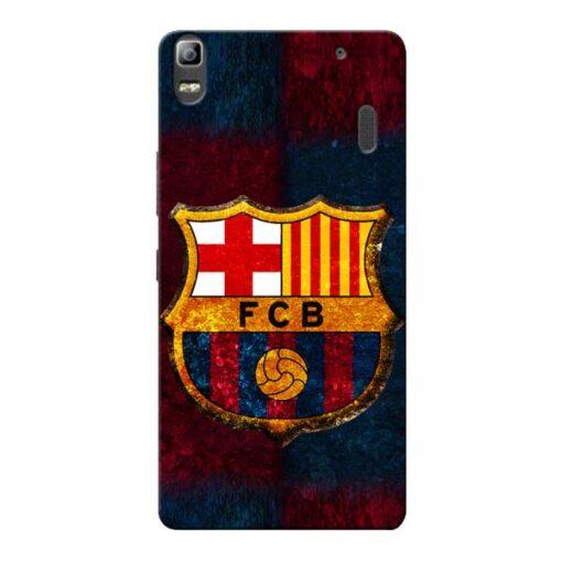 FC Barcelona Lenovo K3 Note Mobile Cover