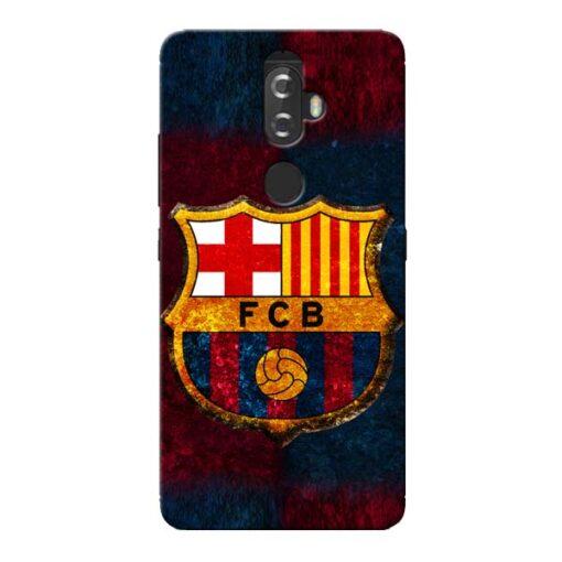 FC Barcelona Lenovo K8 Plus Mobile Cover