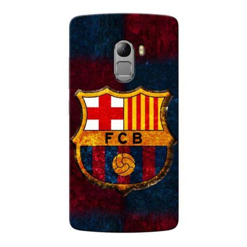 FC Barcelona Lenovo Vibe K4 Note Mobile Cover