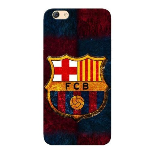 FC Barcelona Oppo F3 Mobile Cover