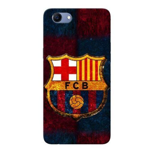 FC Barcelona Oppo Realme 1 Mobile Cover