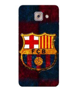 FC Barcelona Samsung Galaxy J7 Max Mobile Cover