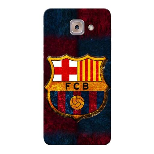 FC Barcelona Samsung Galaxy J7 Max Mobile Cover