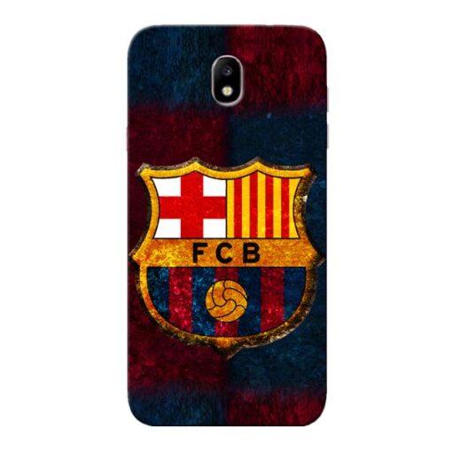FC Barcelona Samsung Galaxy J7 Pro Mobile Cover