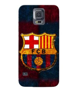 FC Barcelona Samsung Galaxy S5 Mobile Cover