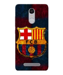 FC Barcelona Xiaomi Redmi Note 3 Mobile Cover