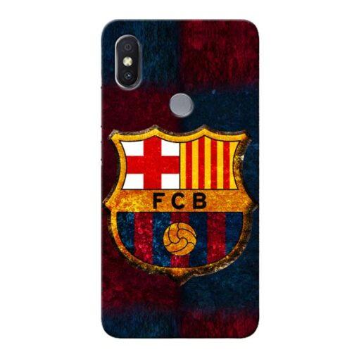 FC Barcelona Xiaomi Redmi Y2 Mobile Cover