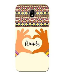 Friendship Samsung Galaxy J7 Pro Mobile Cover