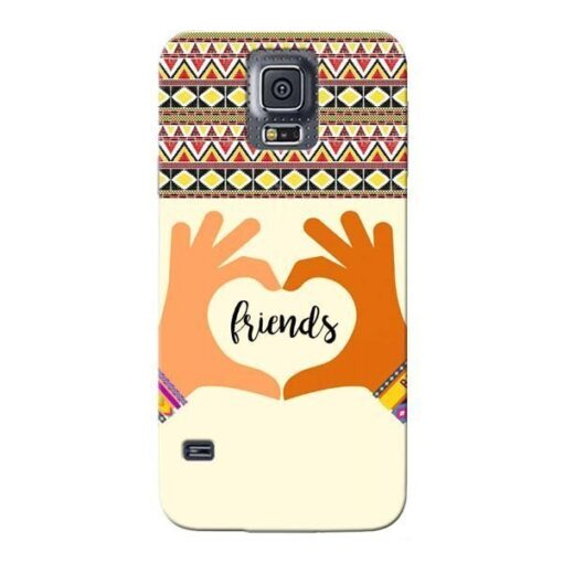Friendship Samsung Galaxy S5 Mobile Cover