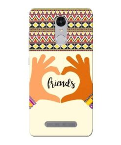 Friendship Xiaomi Redmi Note 3 Mobile Cover