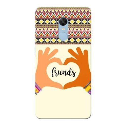 Friendship Xiaomi Redmi Note 4 Mobile Cover
