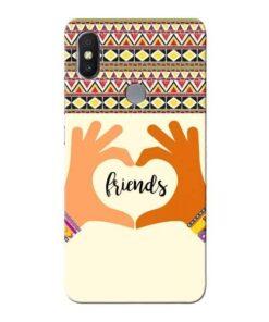 Friendship Xiaomi Redmi S2 Mobile Cover