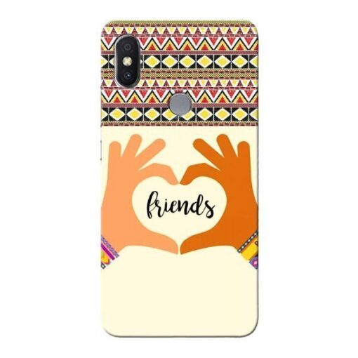 Friendship Xiaomi Redmi S2 Mobile Cover