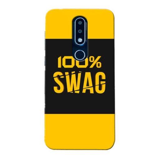 Full Swag Nokia 6.1 Plus Mobile Cover