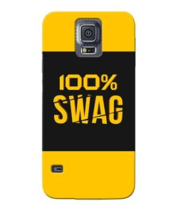 Full Swag Samsung Galaxy S5 Mobile Cover