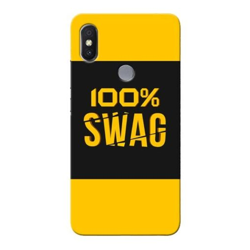 Full Swag Xiaomi Redmi Y2 Mobile Cover