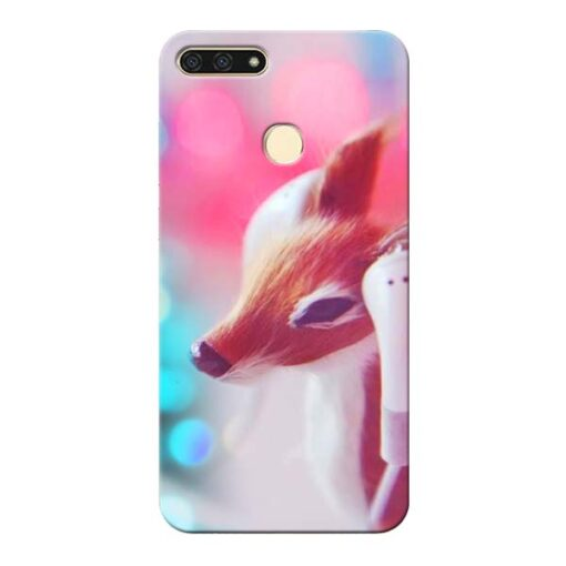 Funky Dear Honor 7A Mobile Cover