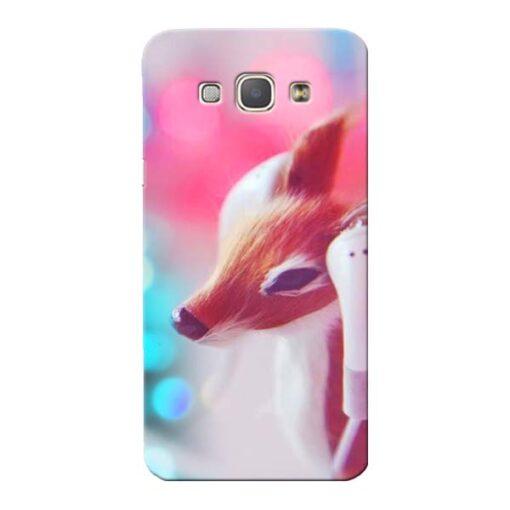 Funky Dear Samsung Galaxy A8 2015 Mobile Cover