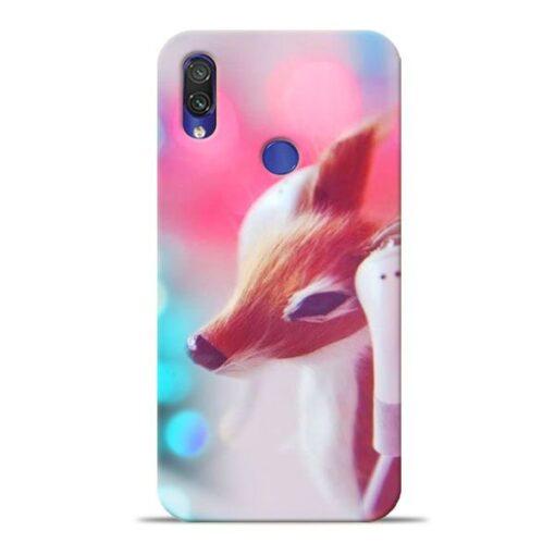 Funky Dear Xiaomi Redmi Note 7 Pro Mobile Cover