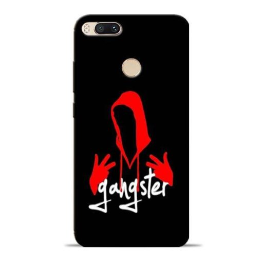Gangster Hand Signs Mi A1 Mobile Cover