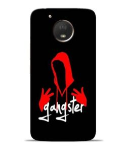 Gangster Hand Signs Moto E4 Plus Mobile Cover