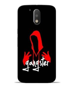 Gangster Hand Signs Moto G4 Plus Mobile Cover