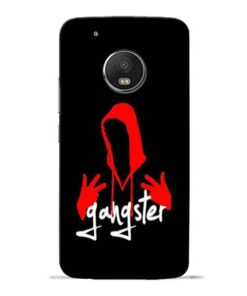 Gangster Hand Signs Moto G5 Plus Mobile Cover