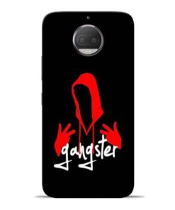 Gangster Hand Signs Moto G5s Plus Mobile Cover
